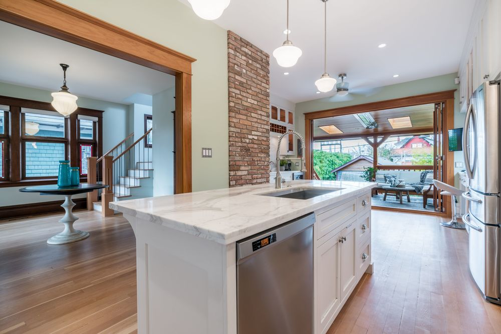 Commercial Drive Home Renovation